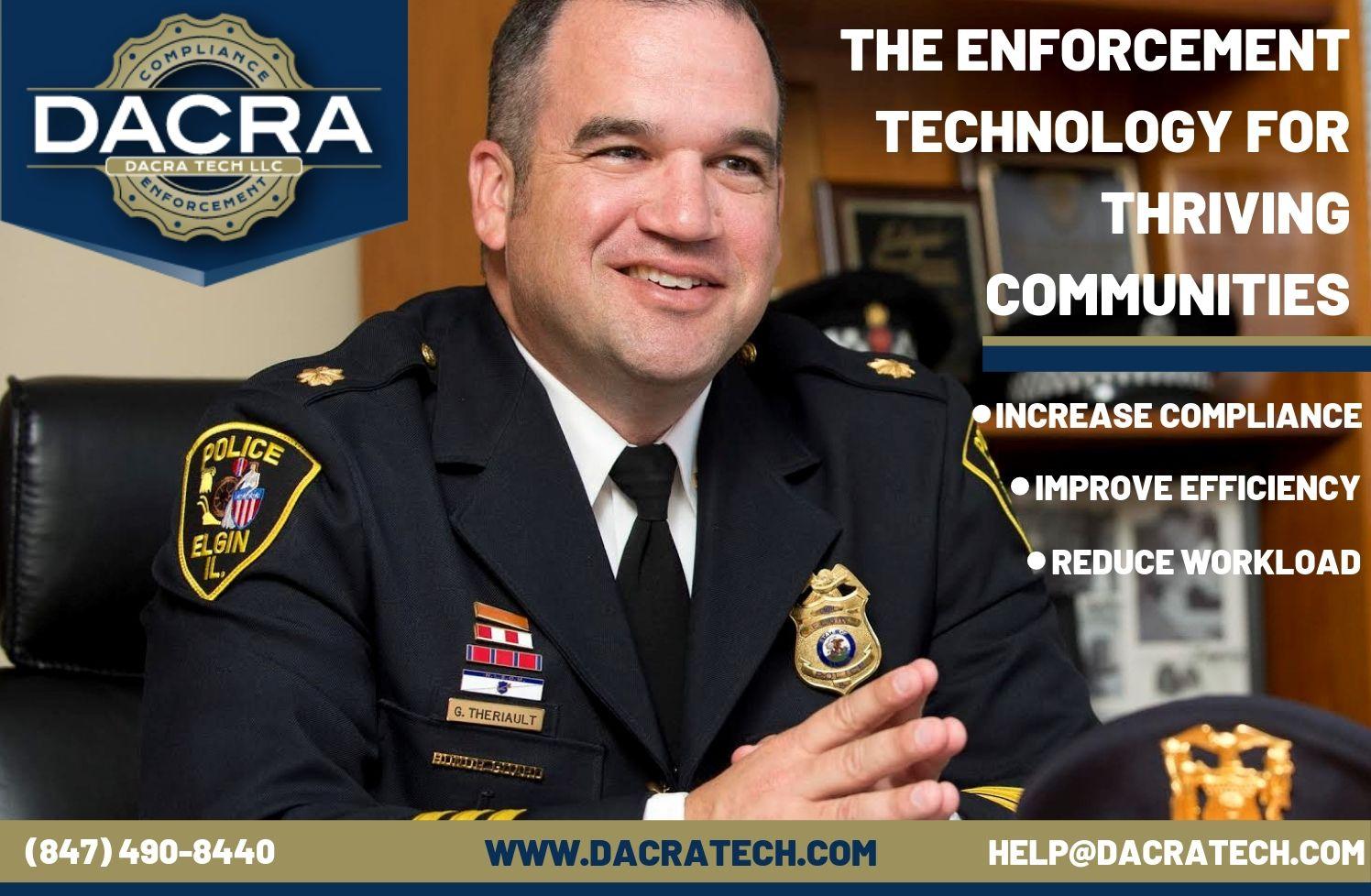 Dacra Tech  — Booth 1203